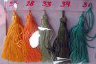 Quasten Nr. 28 Farbe: Orange