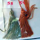 Quasten Nr. 59 Farbe: Ocker