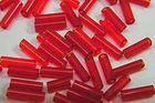 100 Gramm Glasstifte 6x1 mm A50-15