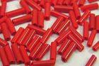100 Gramm Glasstifte 6x1 mm A50-16