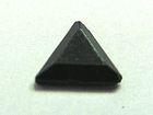 Strass-Decore Dreieck 4x4mm LZ1-4 Farbe: Jet Black