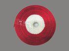 27m Satinband 6mm breit AA102-33 Farbe: Rot