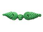 Posamentenverschlüsse Mittelalter Farbe: Grün