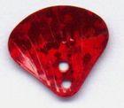 100 Gramm Muscheln klein 50103 Farbe: Rot-Laser