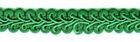 32m Posamentenborte AA84 Farbe: Grün