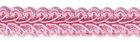 32m Posamentenborte AA96 Farbe: rosa