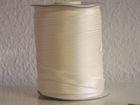 32m Satinschrägband 30mm breit 3-fach gefalzt Farbe: Elfenbein