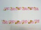 1 Paar historische Streifen 20cm lang