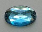 500 Polyacrylsteine Oval 18x13mm AA207-2 Farbe: Skyblue