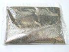 100 Gramm Glitter-Puder Farbe: Silber