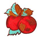 Applikation Patch Sticker Kirschen 7,7 x 7,5cm