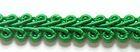 32m Posamentenborte 6mm breit Farbe: Grün