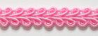 32m Posamentenborte 6mm breit Farbe: Rosa