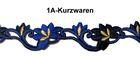 2 Rapporte 11,8x3cm Farbe: Dunkleblau-Blau-Gold