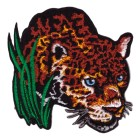 1 Applikation Tribal Patch Gepard 9 x 8,5cm