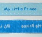 10m Webband Borte Kinder 15mm breit Farbe: Blau