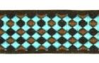 10m Webband Retro-Borte Webband 15mm breit